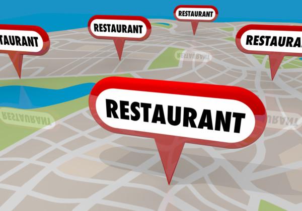 Chain Restaurants have free wifi spot.